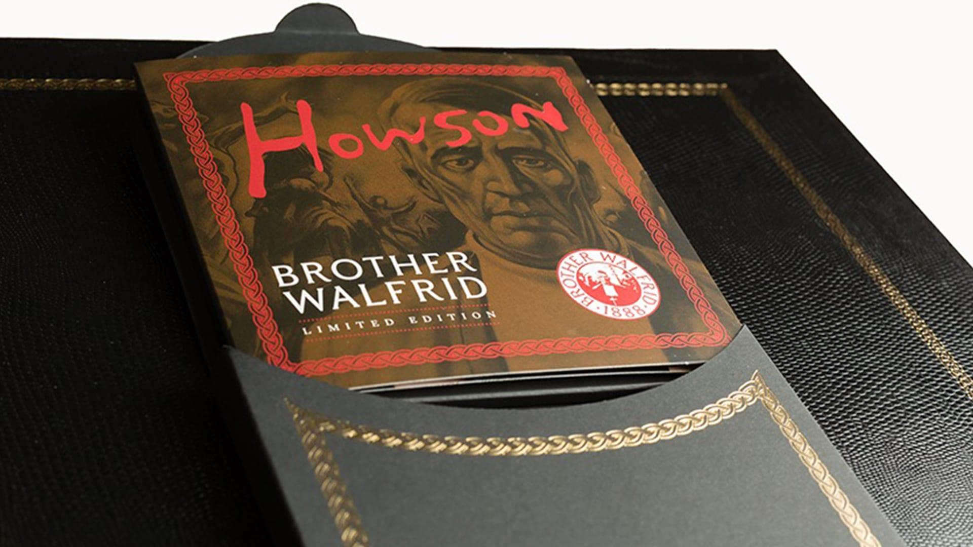 Brother Walfrid Art Box Packaging Design