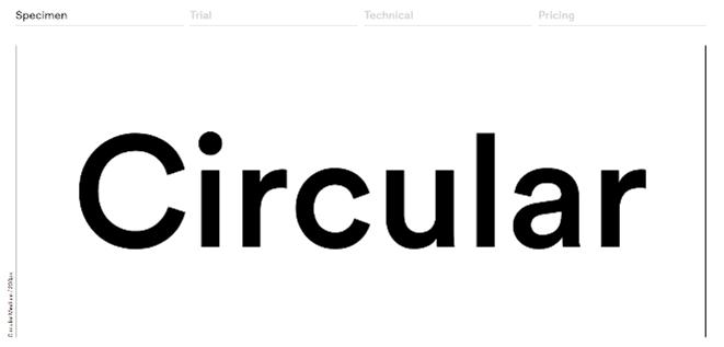 Circular min