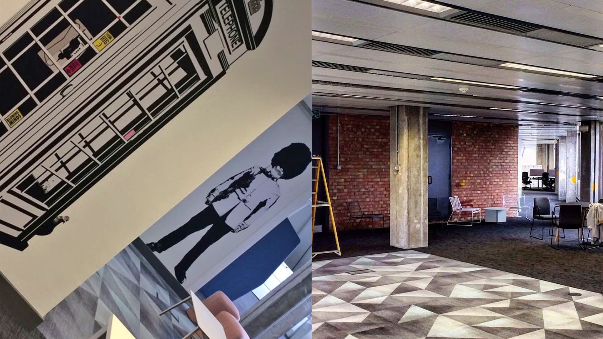 Entrepreneurial Spark Interior Design