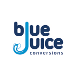 Blue Juice Conversions Logo