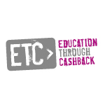 Education Through Cashback Logo