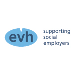 EVH Supporting Social Employers Logo