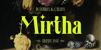 Mirtha min